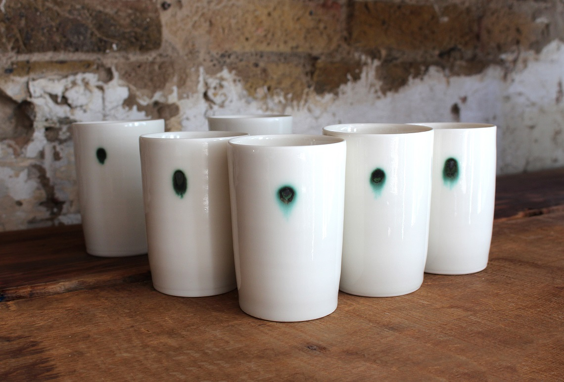 eskandar - Daniel Smith copper edged ceramics